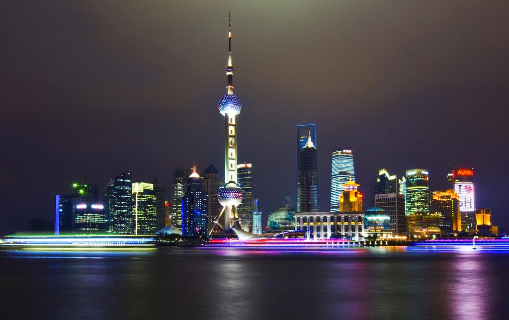 Photo credit: Shanghai nights by Mike Behnken