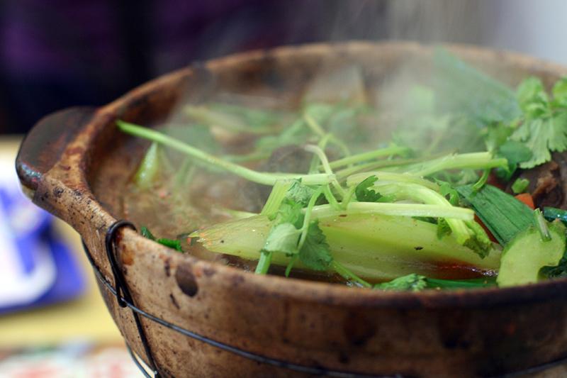 photo credit: Stewed beef (Shanghai) by d'n'c