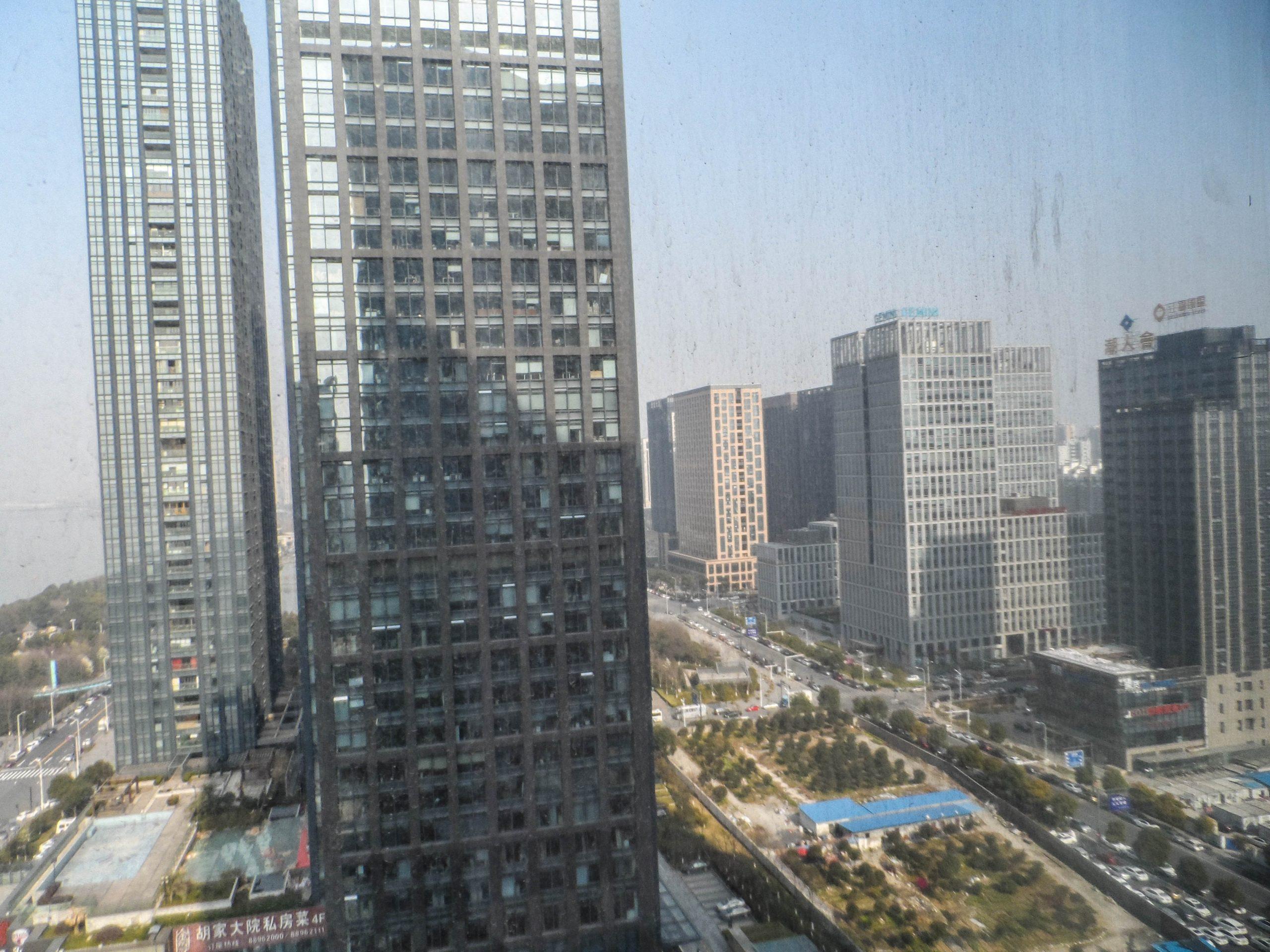 Hangzhou Cityscape