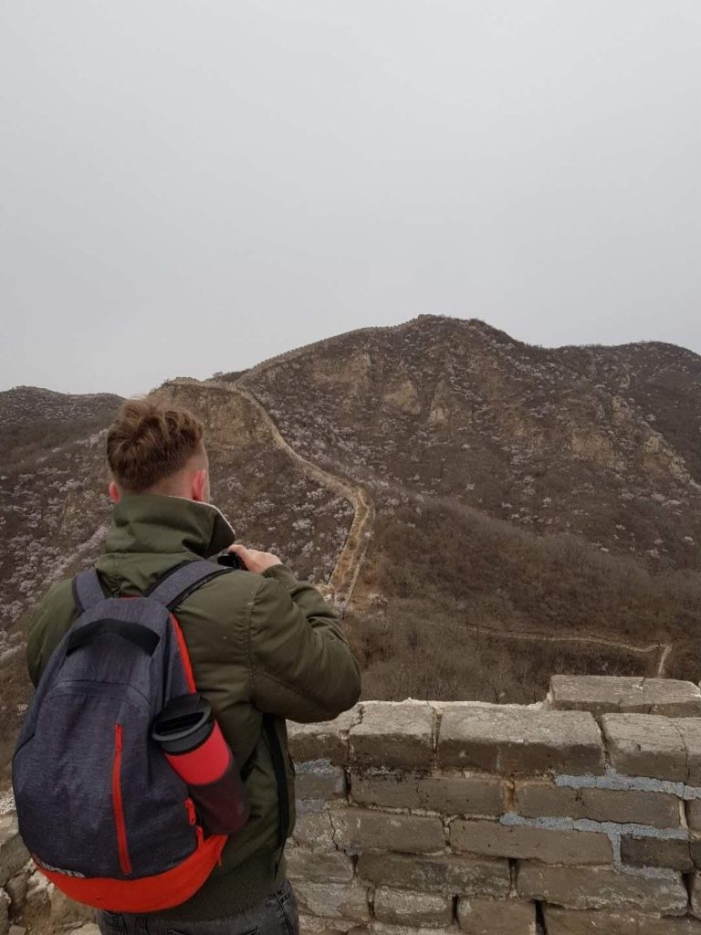 Joe first leap English TEFL in china review