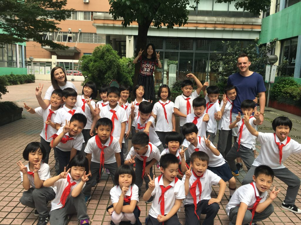 Hangzhou new century foreign language school review