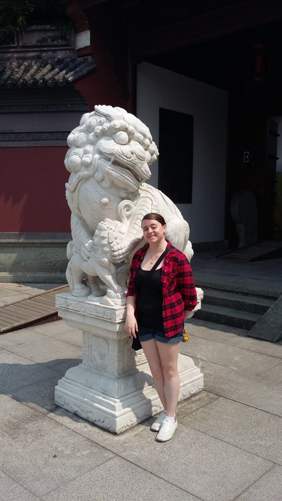 Rose Blaney, my experience at Hangzhou Dong Guan Primary School via Haida