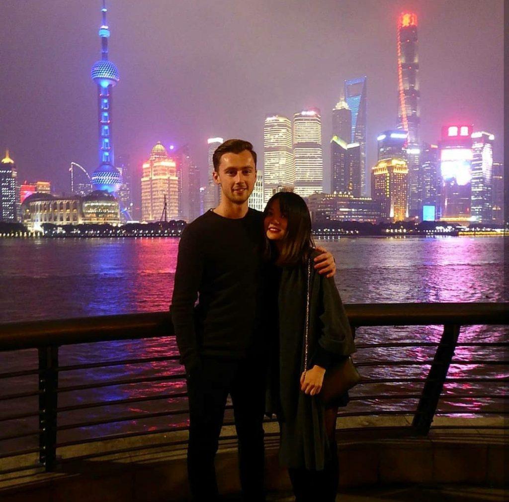 Oli in Shanghai TEFL teacher in China