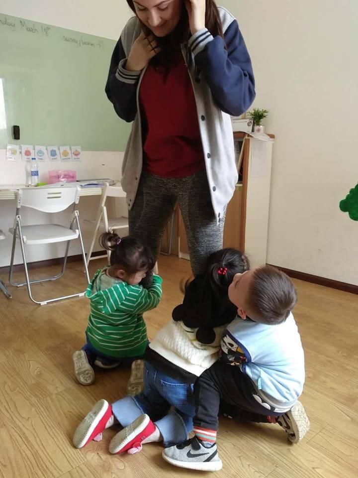 i2 classroom guiyang china