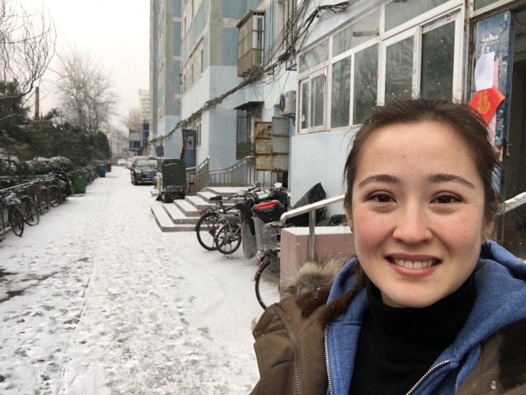 Justina TEFL english teacher in Beijing
