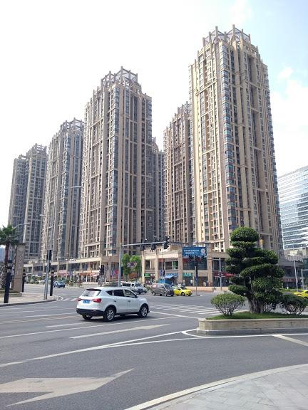 Teachers apartment in Chongqing