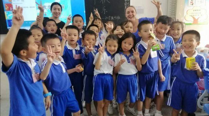Primary school students
