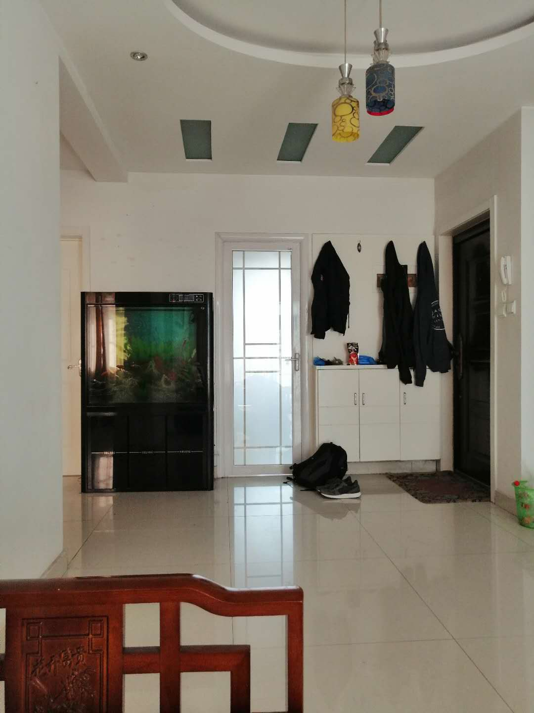 My apartment in Jining where I taught English