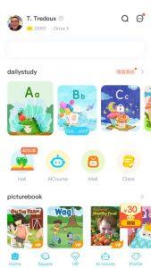Palfish app screenshot